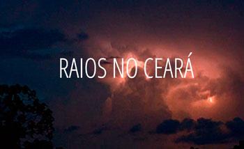 Resultado de imagem para raios no Ceará