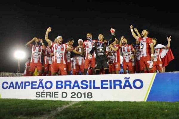 Resultado de imagem para FERRÃO DO CEARÁ É CAMPEÃO DA SÉRIE D 2018 APÓS 23 ANOS SEM CONQUISTAR UM TÍTULO