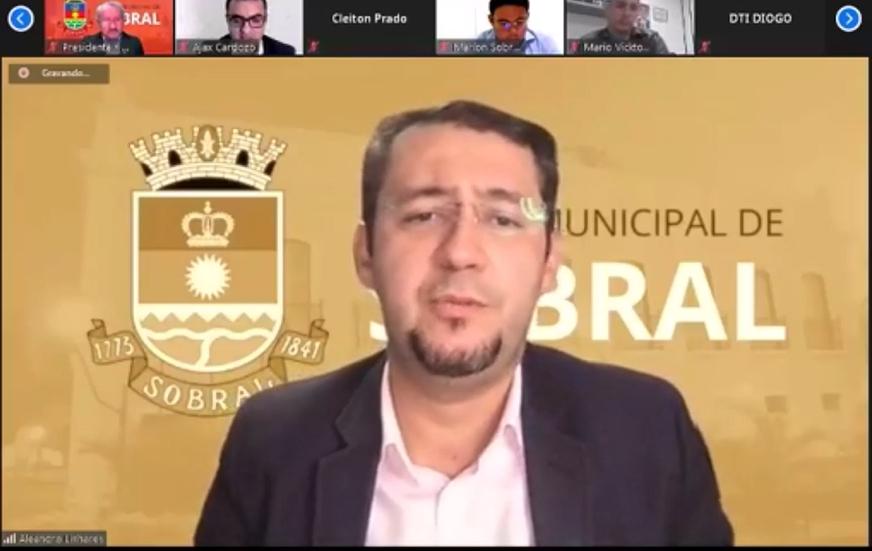 Vereador Aleandro Linhares